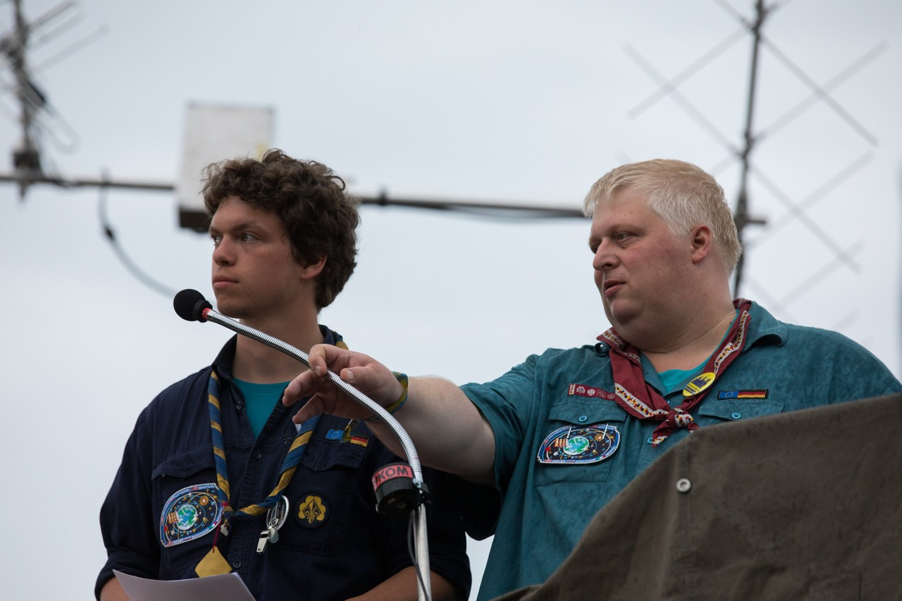 04 BdP Bundeslager 2017 ISS Boy Scout 01. August 2017 0026
